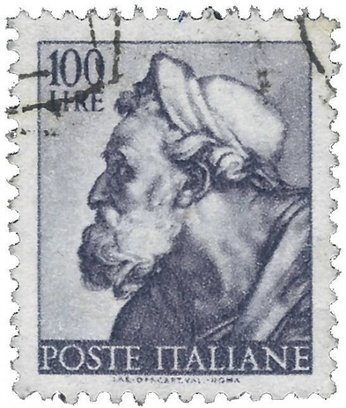 Italy, Scott #876.