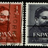 Spain-Alb-1960-963-64