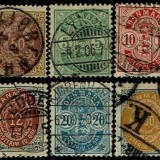 Early-Denmark-Stamps