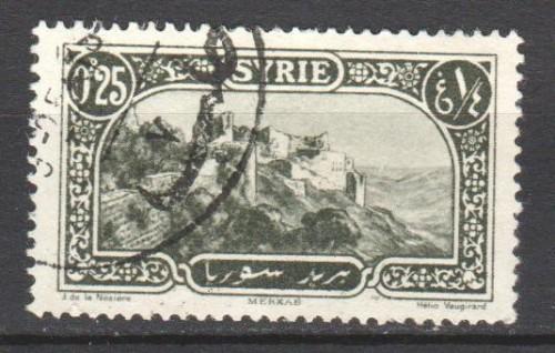 Syria 1925 Merkab