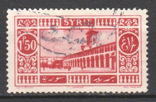 Syria 1925 Damascus