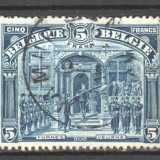 Belgium-1915-King-Albert-I-at-Furnes