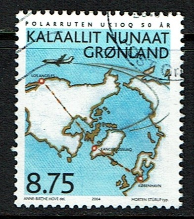 50th Anniversary of the Polar Air Route