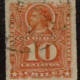 Chile-Scott-Nr-29-1885