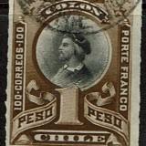 Chile-Scott-Nr-36-1892