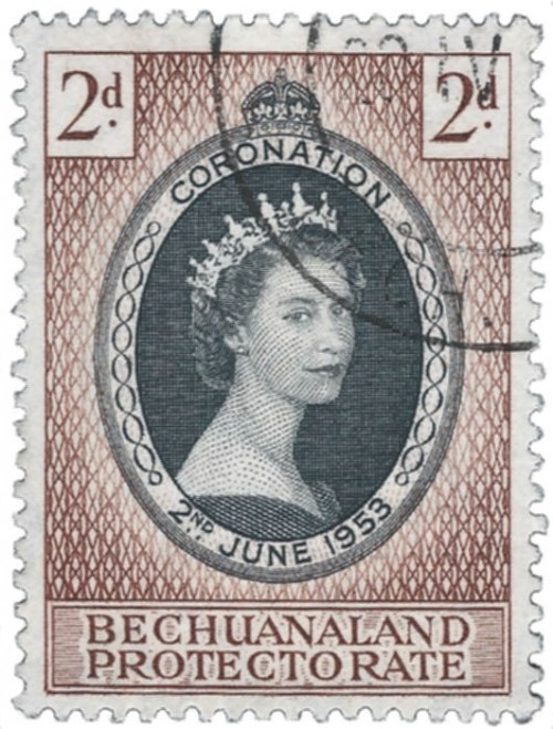 Queen-Elizabeth-Bechuanaland-Protectorate-1953-Coronation-Issue.jpg