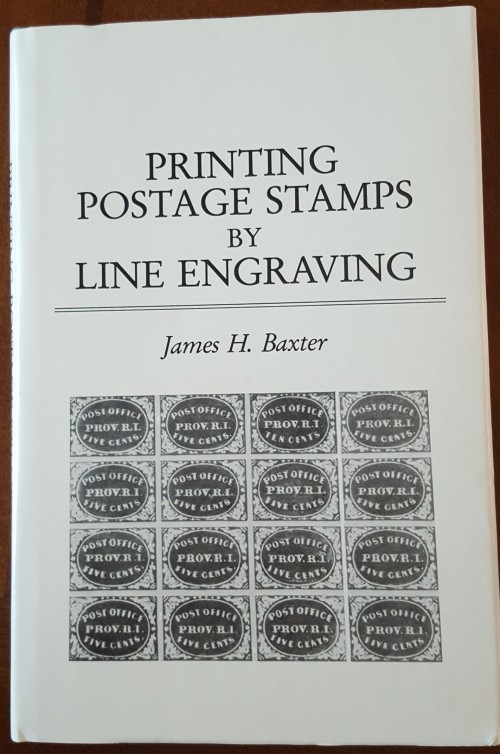 By James H Baxter, 1981, Quarterman Publications. Reprint of 1939 edition published by the American Philatelic Society.