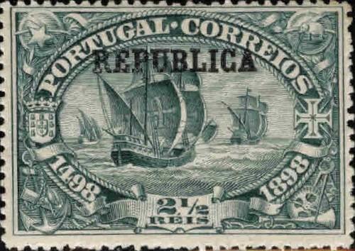 Portugal, Scott Nr 185 (1911)