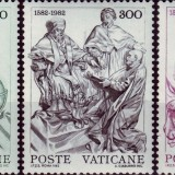 Vatican-Scott-Nr-715-717-1982