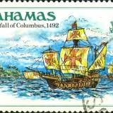 Bahamas-Scott-Nr-464-1980