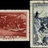 China-Scott-Nr-271-72-1955