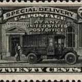 USA-Scott-Nr-E14-1925