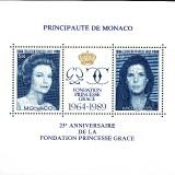 Monaco-Scott-Nr-1697-1989