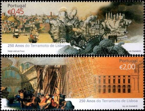 Portugal, Scott Nr 2779 80 (2005)