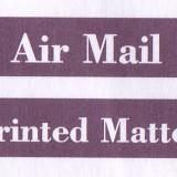 Air-Mail-Printed-Matter