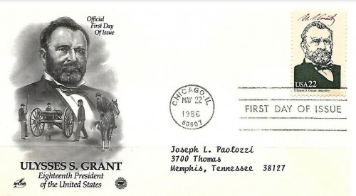 USA, Scott Nr 2217i (1986)