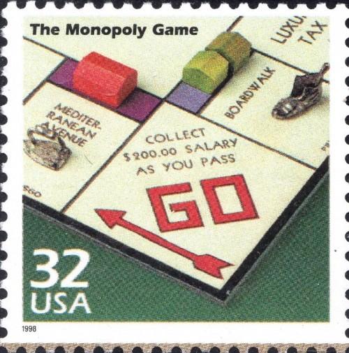 USA, Scott Nr 3185o (1998)