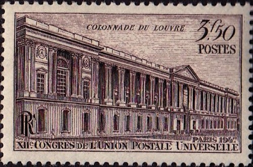 France, Scott Nr 581 (1947)