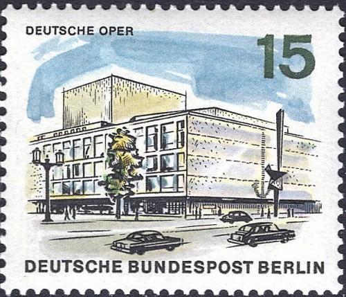 Germany, Scott Nr 9N224 (1965)