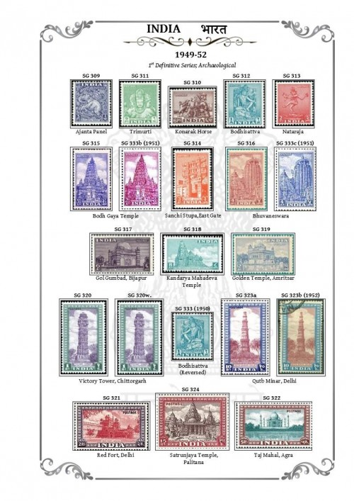 India-1949-52-with-stamps.jpg