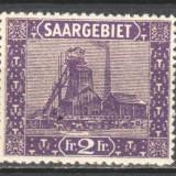 Saar-1922-colliery