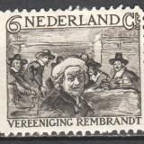 Netherland-1930-Rembrandt-Society