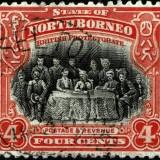 North-Borneo-Scott-Nr-170-1926-28