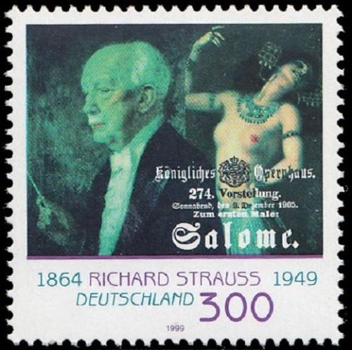 Germany RStrauss 2056