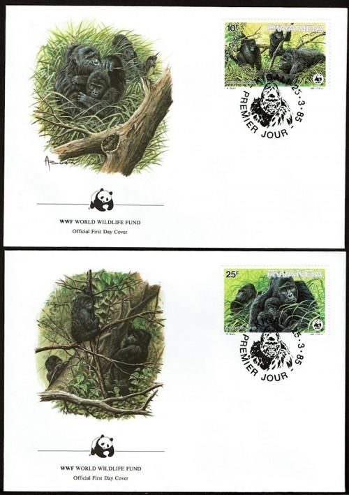 Gorilla FDC 2
