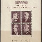 Poland-333-20-Yr-Indep-1938