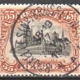 Belgium-1915-Ypres-cloth-hall