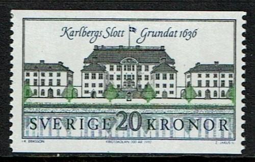 Karlberg Castle