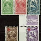 Ethiopia-Scott-Nr-B1-5-1936