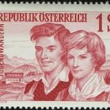 Austria-Scott-652-1960