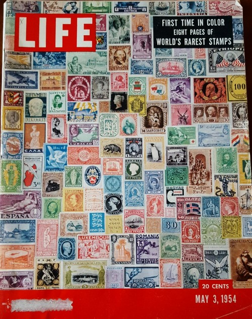 Life Magazine, May 3, 1954