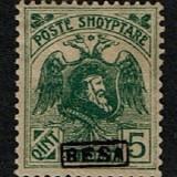 Albania-Scott-136-1921