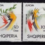Albania-Scott-2469-70-1995