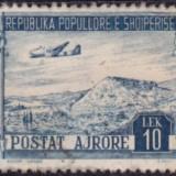 Albania-Scott-C58-1950