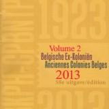 Officiele-Belgische-Postzegelcatalogus-2013v2-Ex-Kolonien