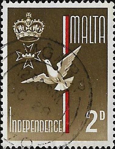 Malta, Scott 303 (1964)