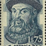 Portugal-Scott-647-1945-Magellan