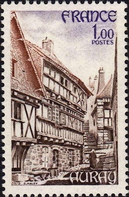France, Scott Nr 1640 (1979)
