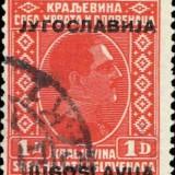 Yugoslavia-Scott-Nr-89-1933