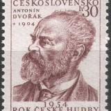 Czechoslovakia-Scott-Nr-658-1954