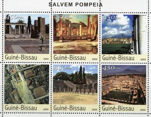 Guinea Bissau (2003)