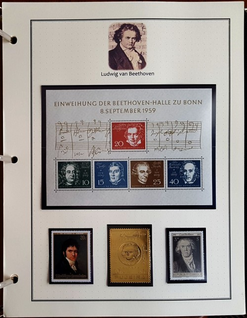 Beethoven Page 1