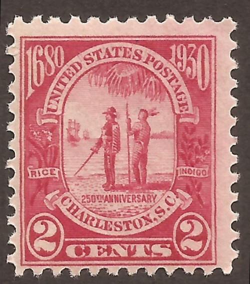 USA stamp 0683m