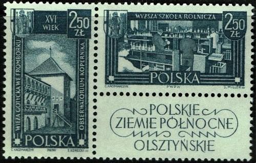 Poland, Scott Nr 1005Bd (1962)