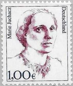 Famous Women series: Marie Juchacz, politician