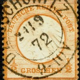 Germany-Scott-Nr-3a-1872